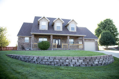Ozark MO Single Family Home For Sale: $319,900