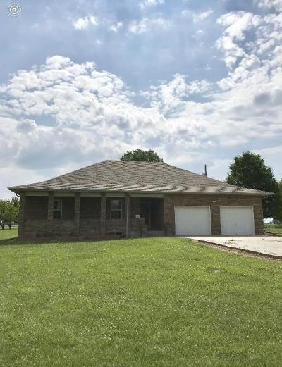 Bolivar Single Family Home For Sale: 4954-4952 North Highway F