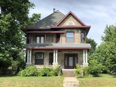 Monett Single Family Home For Sale: 312 3rd Street