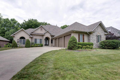 Ozark MO Single Family Home For Sale: $424,800