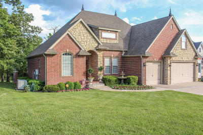 Joplin Single Family Home For Sale: 3510 Notting Hill Circle