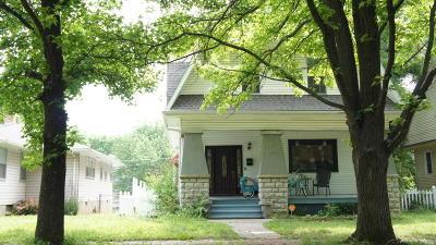 Joplin Single Family Home For Sale: 223 North Jackson Avenue