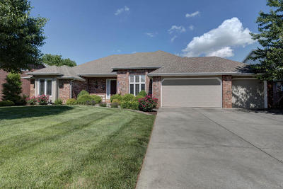 Springfield Single Family Home For Sale: 2136 South Celebration Avenue