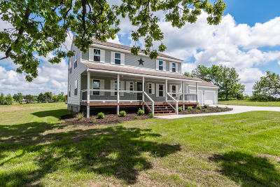 Rogersville Single Family Home For Sale: 951 Hedgpeth Road