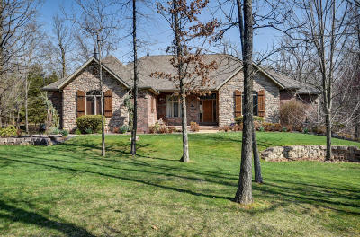 Springfield Single Family Home For Sale: 5328 North Wandering Oak Lane