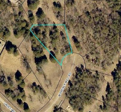 Mill Creek Residential Lots & Land For Sale: 171 Lot 45 Moberly Mill Road