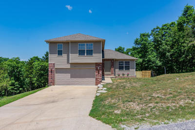 Emory Creek Ranch Single Family Home For Sale: 451 Highpoints Ridge