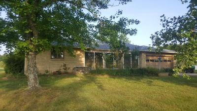 Marshfield Single Family Home For Sale: 1660 State Highway W