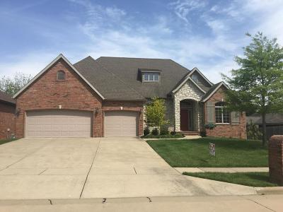Springfield Single Family Home For Sale: 4528 English Ivy Avenue