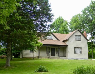 Springfield Single Family Home For Sale: 7126 North Crystal Cave Lane