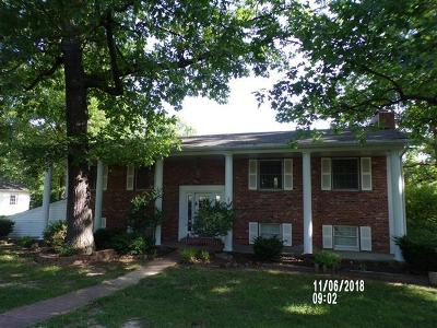 Bolivar Single Family Home For Sale: 1215 East 418 Road