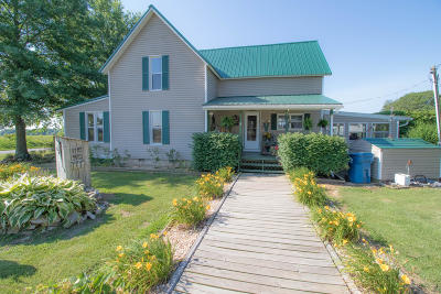 Marionville Single Family Home Active w/Contingency: 2071 Blackjack School Road