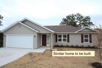 Kirbyville Single Family Home For Sale: 170 East Marion Lane