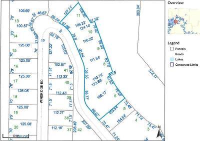 Branson  Residential Lots & Land For Sale: 313 Windridge Road
