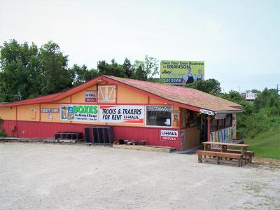 Branson MO Commercial For Sale: $500,000