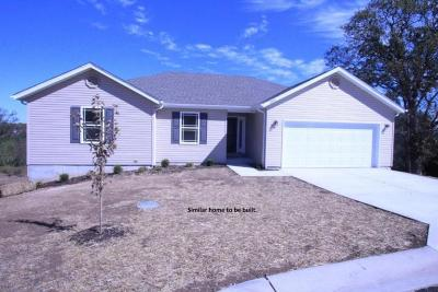 Branson MO Single Family Home For Sale: $199,900