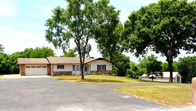 Branson West, Reeds Spring Single Family Home For Sale: 837 State Hwy Dd