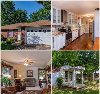 Springfield MO Single Family Home For Sale: $192,500
