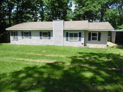 Single Family Home For Sale: 29224 Hall Road