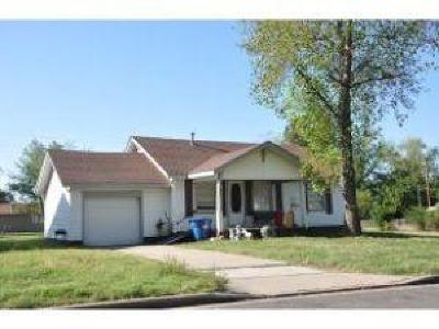 Joplin Single Family Home For Sale: 1920 West 15th