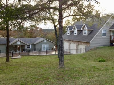 Branson MO Single Family Home For Sale: $575,000