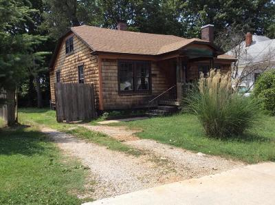 Springfield MO Single Family Home For Sale: $68,000
