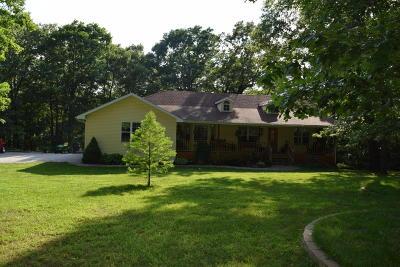 Ozark MO Single Family Home For Sale: $217,500