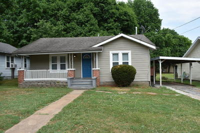 Springfield MO Single Family Home For Sale: $71,500