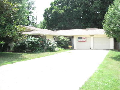 Springfield MO Single Family Home For Sale: $125,900