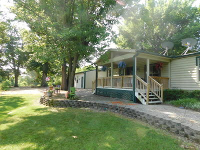 Pineville MO Mobile/Manufactured For Sale: $137,900