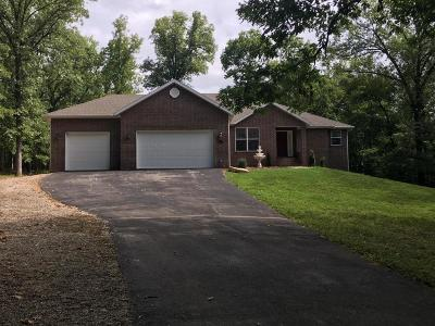 Branson MO Single Family Home For Sale: $320,000