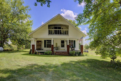 Highlandville Single Family Home For Sale: 1852 State Hwy V