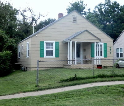 Springfield MO Single Family Home For Sale: $59,000