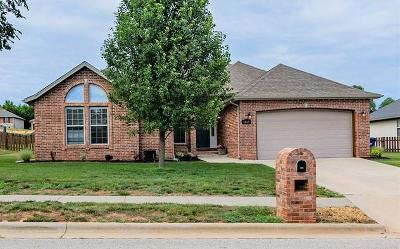 Nixa MO Single Family Home For Sale: $198,900