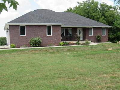 Strafford Single Family Home For Sale: 201 Indian Hills Lane