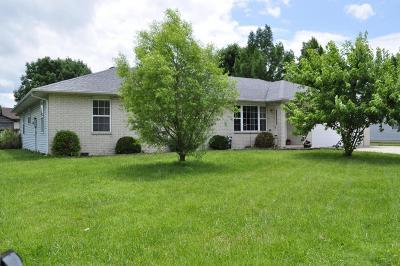 Bolivar Single Family Home For Sale: 2234 West Austin Street
