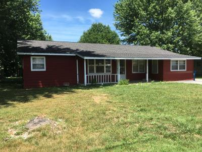 Marionville Single Family Home For Sale: 105 South Youngblood Avenue