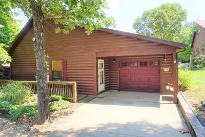 Hollister MO Single Family Home For Sale: $128,500