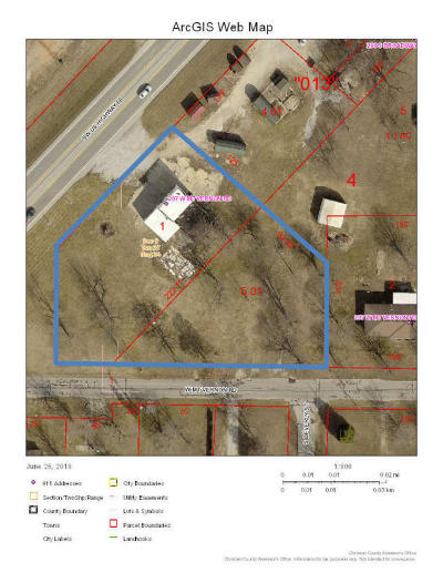 Billings Residential Lots & Land For Sale: 207 West Mt Vernon Road