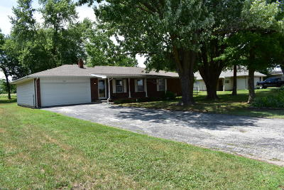 Bolivar Single Family Home For Sale: 4607 Prairie Lane