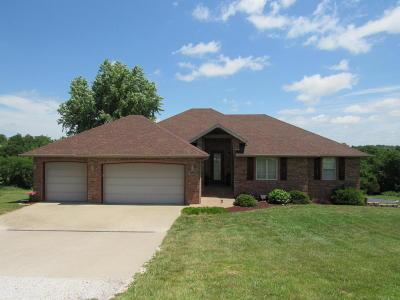 Ozark Single Family Home For Sale: 2805 Cobblestone Drive