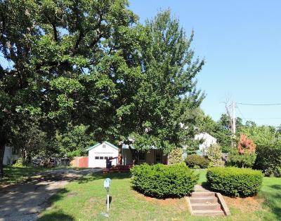 Joplin Single Family Home For Sale: 2525 North Ozark Avenue