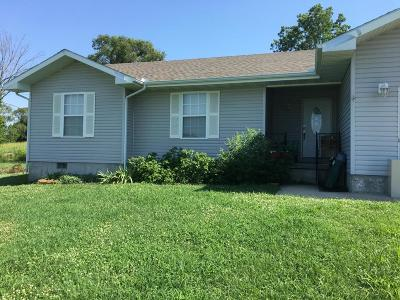 Osceola Single Family Home For Sale: 208 Mo-13 Bus