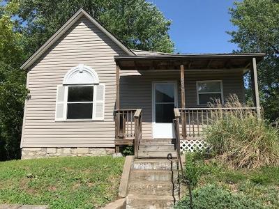 Joplin Single Family Home For Sale: 609 North Joplin Avenue