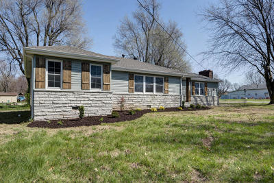 Springfield MO Single Family Home For Sale: $140,000