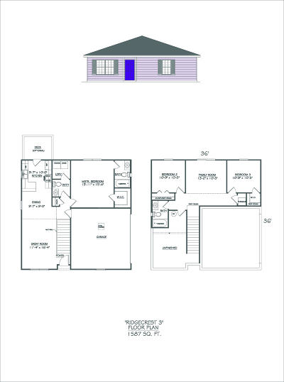 Merriam Woods, Rockaway Beach Single Family Home For Sale: Lot 30 Greenwood Dr