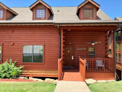 The Cabins At Grand Mountain Condo/Townhouse For Sale: 160 Oak Ridge Road #2