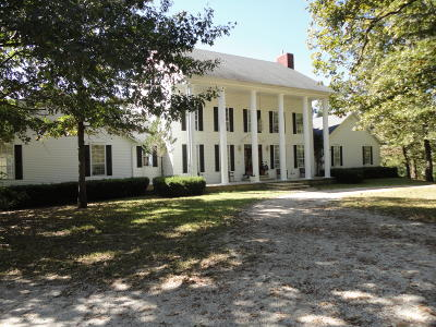 Forsyth Single Family Home For Sale: 200 Plantation Road