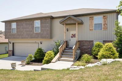 Ozark MO Single Family Home For Sale: $169,900