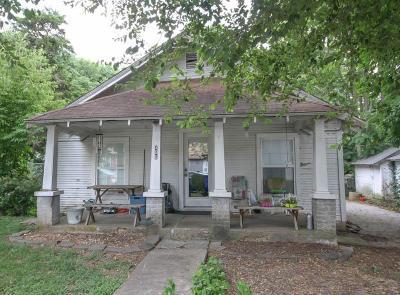 Nixa MO Single Family Home For Sale: $83,500